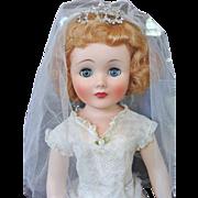 "SALE PENDING American Character 24"" Toni Bride Doll"