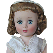 """American Character 20"""" Toni Bride Doll with Box"""
