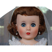 """20"""" American Character Sweet Sue Sophisticate Bride Doll"""