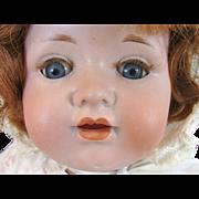 "Armand Marseille 14"" Bisque Head Baby Doll"