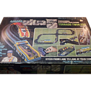 SALE AFX Aurora Ultra 5 Super Cyclone 500 Race Set
