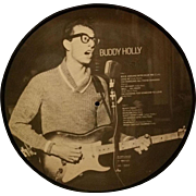 BUDDY HOLLY PICTORIAL RECORD
