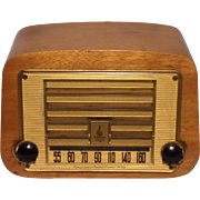 SOLD Repaired/Refurbished 1946 Emerson Tube Radio Model 578