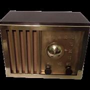 Repaired/Refurbished 1947 RCA Model 75X11 Tube Radio