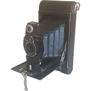 Eastman Kodak No. 2 Folding Cartridge Hawk Eye Model C Camera