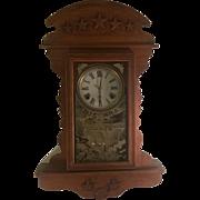 SALE PENDING Vintage Niagara Falls Kitchen Wall Clock