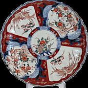 SALE Antique Imari Platter Charger