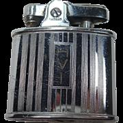 SALE Ronson Standard Art Deco Style Lighter