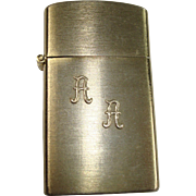 SALE A A Bronze L.D.L. Lighter