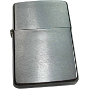 SALE Zippo Brushed Finish Lighter