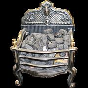 Steel & Cast Iron Coal Effect Fire Grate