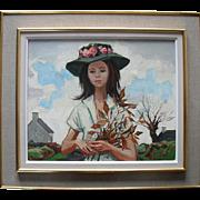 SALE André Eugène Louis CHOCHON (1910-2005) French School Oil Painting
