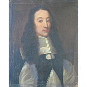 Circle of Philippe de Champaigne (1602-1674) For Restoration. Possibly Charles II of England .