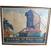 """Walking at Week-ends"""