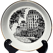 REDUCED Grosvenor House Souvenir Ashtray, Park Lane, London