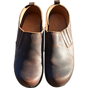 REDUCED Dansko Brown Leather Clogs from Denmark, Gently Used