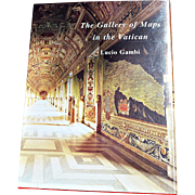 "REDUCED ""The Gallery of Maps in the Vatican,"" by Lucio Gambi"