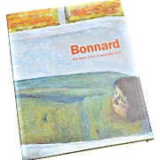 "REDUCED ""Bonnard - The Work of Art: Suspending Time"""