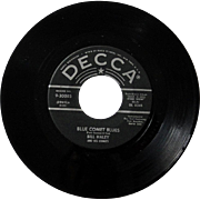 """Original 1956 45 by Bill Haley and His Comets """"Rudy's Rock"""""""