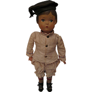 French celluloid doll