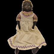 Black Americana Rag Doll