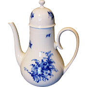 "Rosenthal ""Rhapsody-Blue"" Coffee Pot"