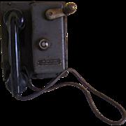 Vintage WW2 Memorabilia British Marines Admiralty Sonar Telephone