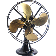 """1920s 12"""" Emerson Electric Fan Model 29648"""