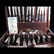 Westmorland - Lady Hilton Sterling Silver 107 Piece Flatware Set