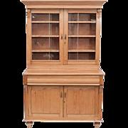 Irish Pine Glazed Dresser