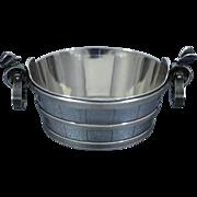 Gorham Aesthetic Sterling Silver Sugar Bowl, Circa 1870