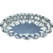 Wood & Hughes Sterling Silver Dish