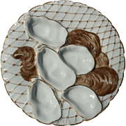 Turkey Oyster Plate - David Collamore