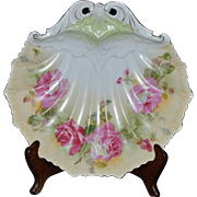 Shell Shaped RS Prussia Tray