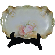RS Prussia Vanity Tray- Soft Roses