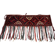 Antique Turkmen Camel Rug