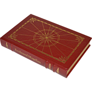 """Ferdinand Magellan"" by E. F. Benson, Leather-Bound Book"