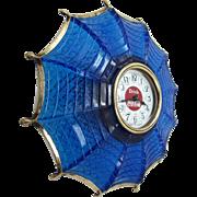 Coca Cola Umbrella Clock