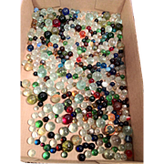 SALE Old Marbles - Lots of Them!