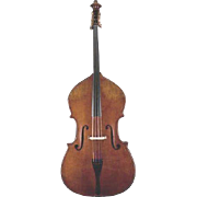 SALE String Emporium Upright Bass Giovanni Battista Rogeri Modeled after 1690  Instrument Chin