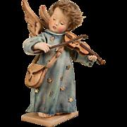 "12"" R. John Wright Hummel Celestial Musician Doll Limited Edition 150 Pieces Artist Doll"
