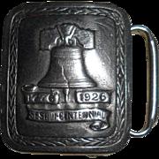 SOLD 1926 Sesqui-Centennial Belt Buckle