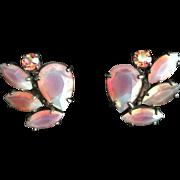 Blush Rose Schiaparelli Earrings