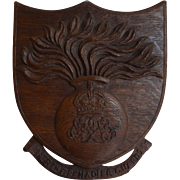English 1st Battalion Grenadier Guards Arms (2)
