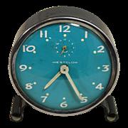 Vintage Retro Westclox Winding Alarm Clock