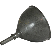 Pewter Funnel