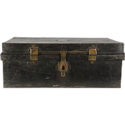 Iron Luggage Trunk