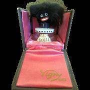 SOLD Le Golliwogg Perfume in original box circa 1920s France