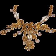 Fantastic Kirk's Folly Fairy Dream Catcher Necklace