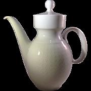 Vintage AK Kaiser White Porcelain Pot